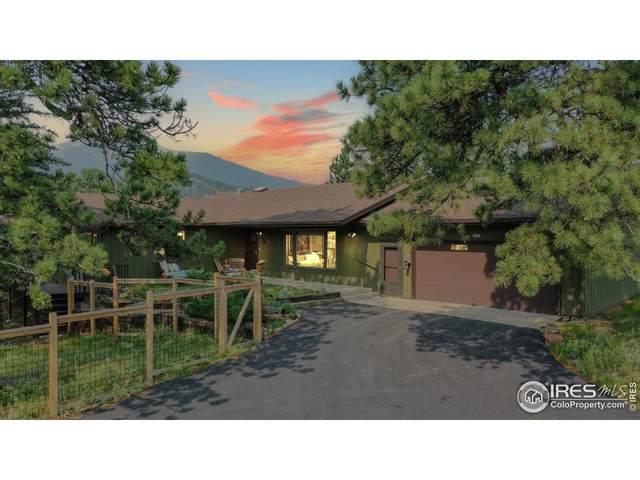1991 S Morris Ct, Estes Park, CO 80517 (MLS #948422) :: Find Colorado