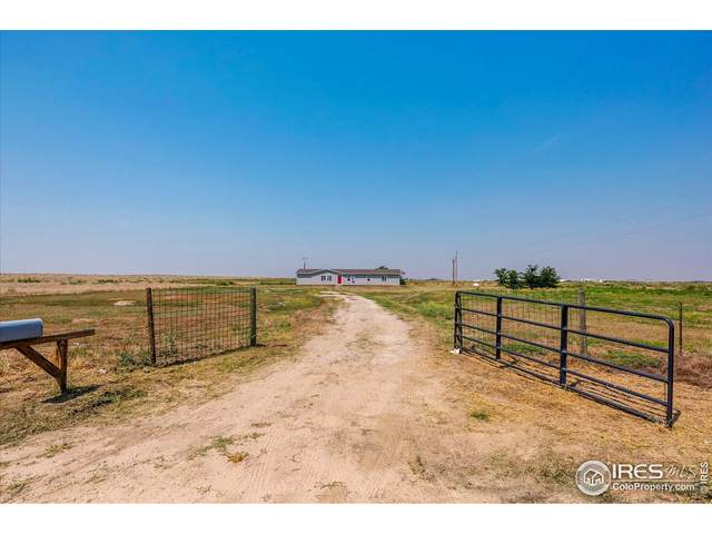 17537 County Road 8, Wiggins, CO 80654 (MLS #948463) :: Downtown Real Estate Partners