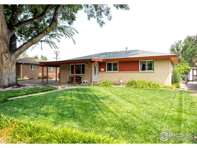 2654 12th Ave Ct, Greeley, CO 80631 (MLS #948479) :: Downtown Real Estate Partners