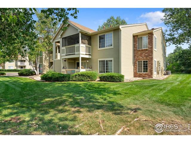 1225 W Prospect Rd #50, Fort Collins, CO 80526 (MLS #948482) :: Bliss Realty Group