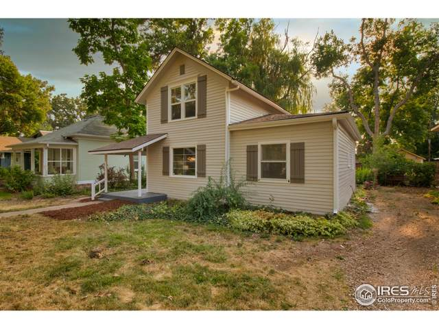 529 Emery St, Longmont, CO 80501 (MLS #948504) :: Downtown Real Estate Partners