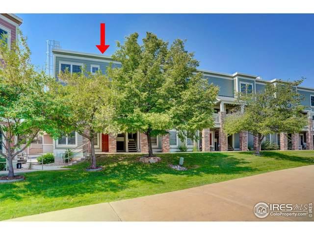 1001 Laramie Blvd D, Boulder, CO 80304 (MLS #948505) :: Bliss Realty Group