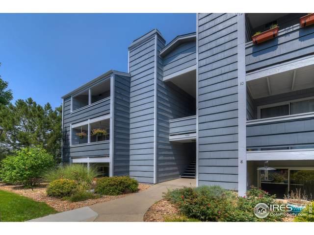 4652 White Rock Cir #7, Boulder, CO 80301 (MLS #948523) :: Stephanie Kolesar