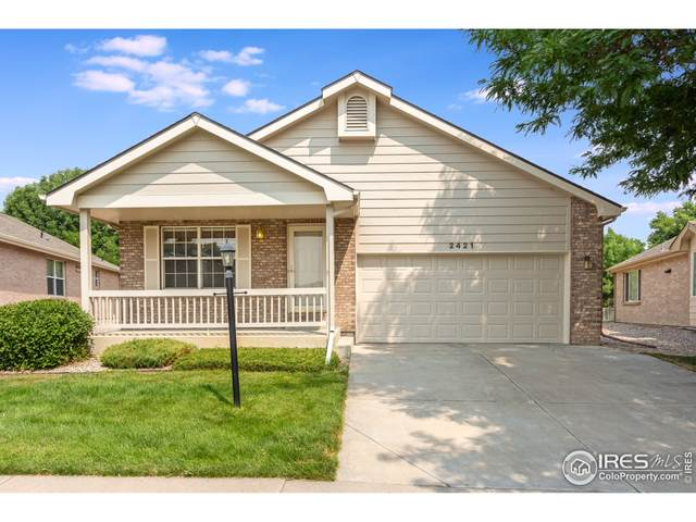 2421 Waverly Dr, Loveland, CO 80538 (MLS #948526) :: Downtown Real Estate Partners
