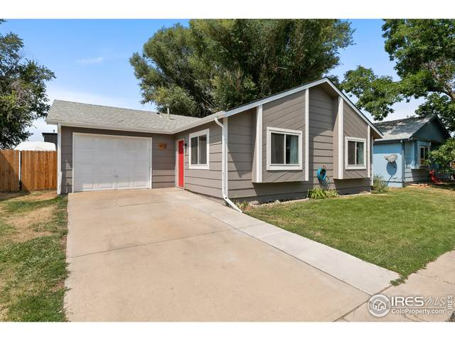 603 Eric St, Fort Collins, CO 80524 (MLS #948533) :: J2 Real Estate Group at Remax Alliance