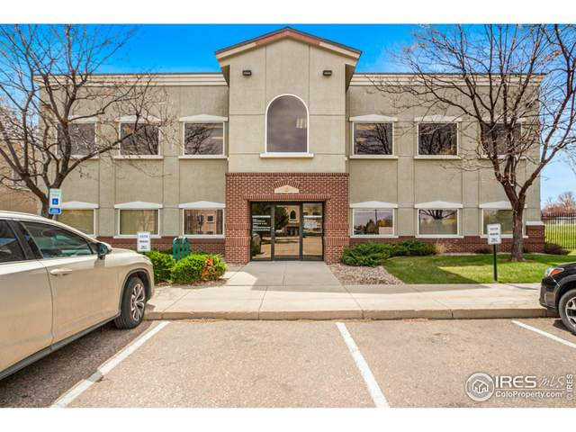 4025 Automation Way #4, Fort Collins, CO 80525 (MLS #948556) :: Bliss Realty Group