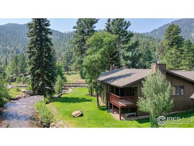 700 Summerset Ln #4, Estes Park, CO 80517 (MLS #948561) :: Jenn Porter Group