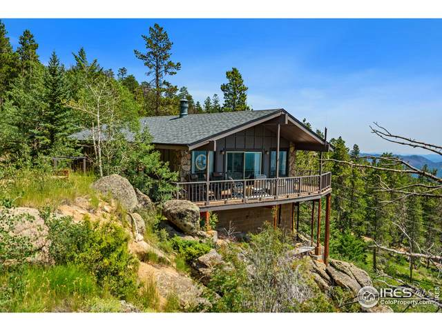 660 Jicarilla Trl, Red Feather Lakes, CO 80545 (MLS #948587) :: Bliss Realty Group