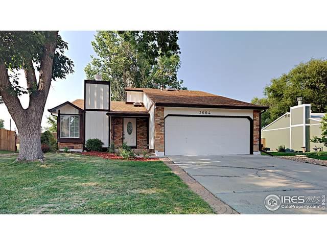 2504 Sunset Dr, Longmont, CO 80501 (#948593) :: Symbio Denver