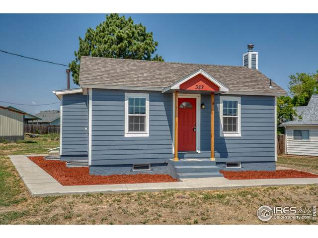 327 S 2nd St, La Salle, CO 80645 (MLS #948622) :: J2 Real Estate Group at Remax Alliance