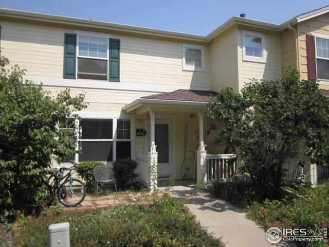 3950 Colorado Ave J, Boulder, CO 80303 (MLS #948635) :: Find Colorado