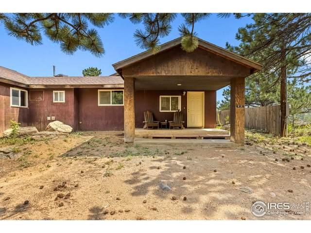 916 Juniper Ln, Estes Park, CO 80517 (MLS #948676) :: You 1st Realty