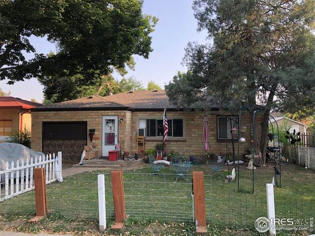 21 E 4th Ave, Longmont, CO 80504 (MLS #948677) :: Bliss Realty Group