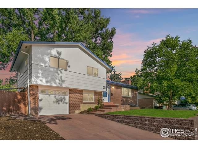 735 Gilpin Dr, Boulder, CO 80303 (MLS #948678) :: Downtown Real Estate Partners