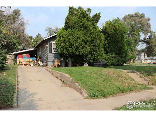2001 7th Ave, Greeley, CO 80631 (MLS #948724) :: Jenn Porter Group