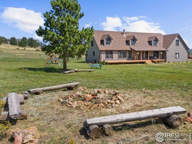 3405 Fish Creek Rd, Estes Park, CO 80517 (MLS #948726) :: Find Colorado