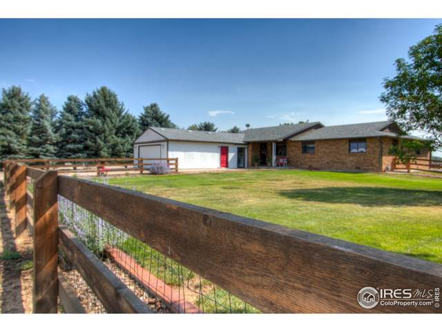 251 E Highway 60, Loveland, CO 80537 (MLS #948732) :: Downtown Real Estate Partners