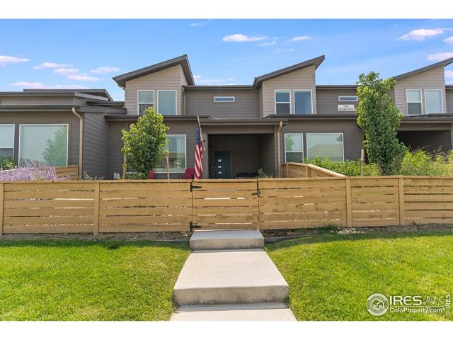 2626 Avenger Pl #4, Fort Collins, CO 80524 (#948750) :: Kimberly Austin Properties