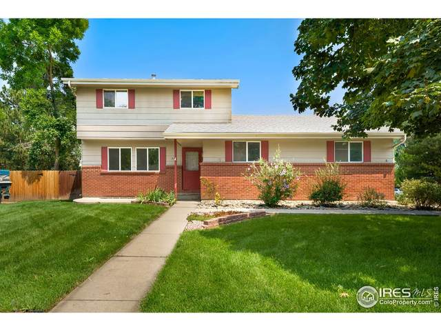 900 Rocky Mountain Way, Fort Collins, CO 80526 (MLS #948769) :: J2 Real Estate Group at Remax Alliance