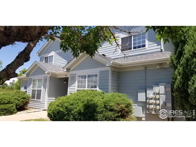 2990 W C St #102, Greeley, CO 80631 (MLS #948774) :: Tracy's Team