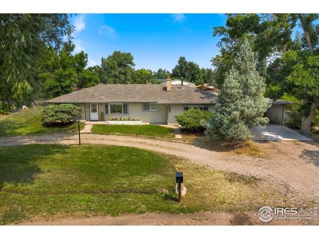 2510 W Elizabeth St, Fort Collins, CO 80521 (MLS #948806) :: Downtown Real Estate Partners