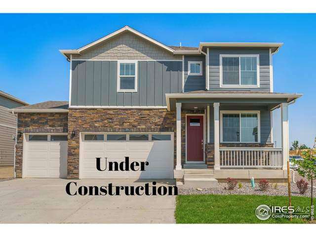 1581 Northcroft Dr, Windsor, CO 80550 (MLS #948817) :: Tracy's Team