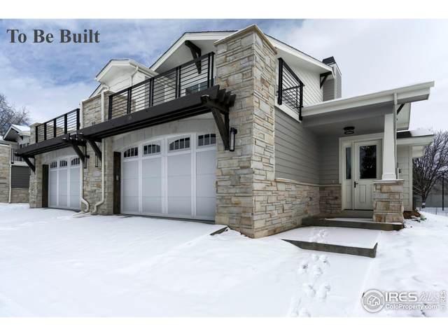 910 Hill Pond Rd #6, Fort Collins, CO 80526 (MLS #948830) :: Coldwell Banker Plains