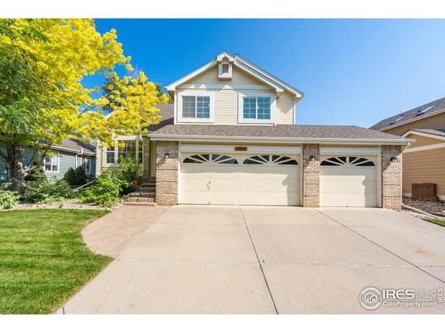 3865 Crestone Dr, Loveland, CO 80537 (MLS #948846) :: Downtown Real Estate Partners