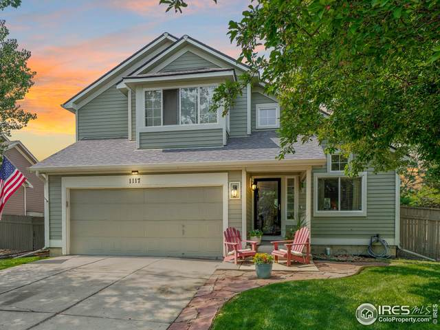 1117 Alder Way, Longmont, CO 80503 (MLS #948862) :: J2 Real Estate Group at Remax Alliance