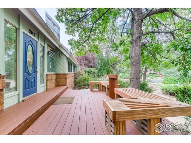 3985 Wonderland Hill Ave, Boulder, CO 80304 (MLS #948868) :: You 1st Realty