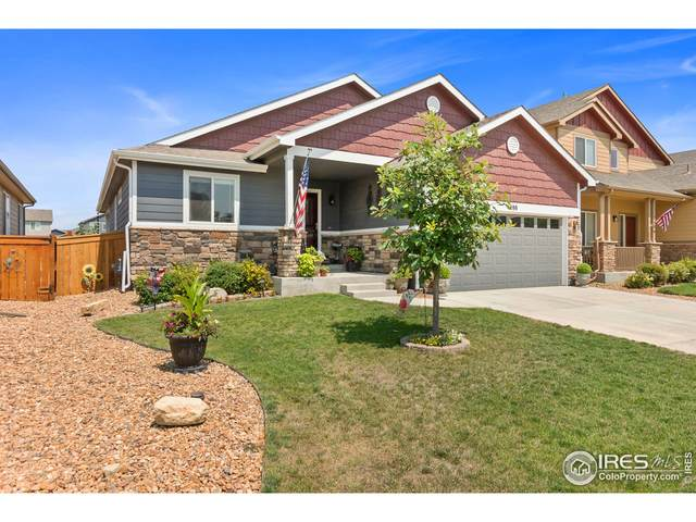 1488 Moraine Valley Dr, Severance, CO 80550 (MLS #948875) :: J2 Real Estate Group at Remax Alliance