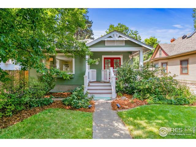 815 Whedbee St, Fort Collins, CO 80524 (MLS #948876) :: Jenn Porter Group