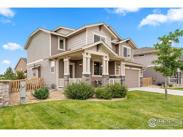 6629 Tombstone Ridge Rd, Timnath, CO 80547 (MLS #948912) :: J2 Real Estate Group at Remax Alliance