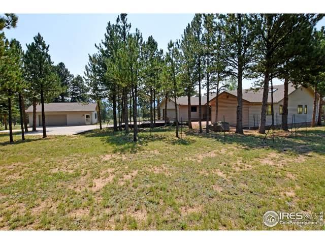 871 East Ln, Estes Park, CO 80517 (#948935) :: iHomes Colorado