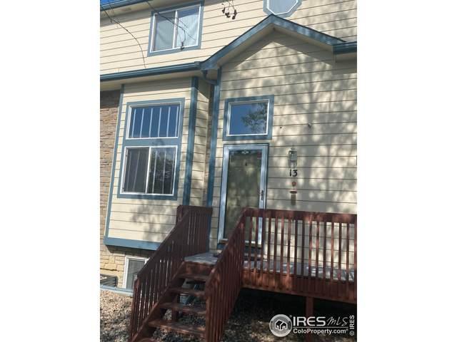 1101 21st Ave #13, Longmont, CO 80501 (MLS #948937) :: Jenn Porter Group