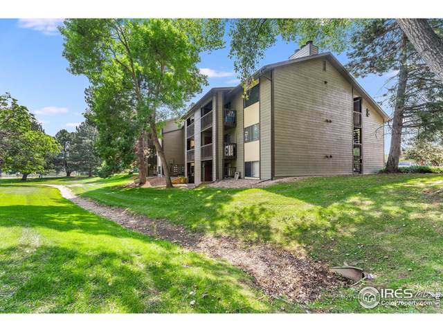 925 Columbia Rd #821, Fort Collins, CO 80525 (MLS #948991) :: J2 Real Estate Group at Remax Alliance