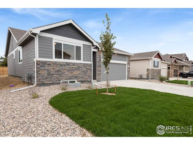 814 Finch Dr, Severance, CO 80550 (MLS #948998) :: J2 Real Estate Group at Remax Alliance