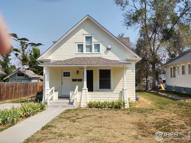 1315 12th St, Greeley, CO 80631 (MLS #949025) :: Downtown Real Estate Partners
