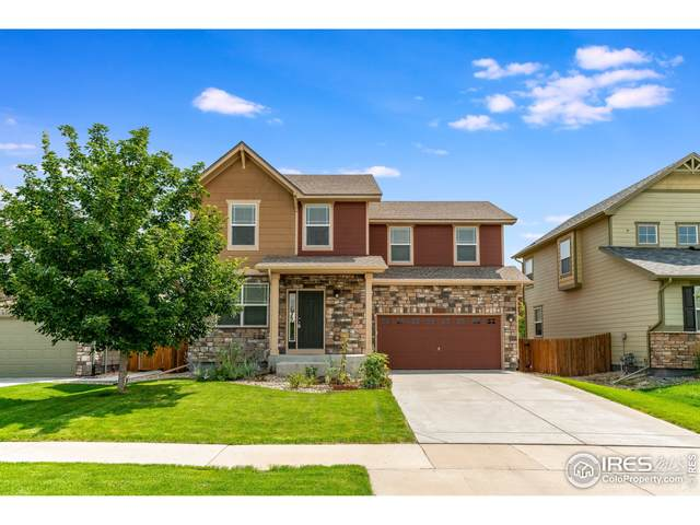820 Ridge Runner Dr, Fort Collins, CO 80524 (MLS #949038) :: Tracy's Team