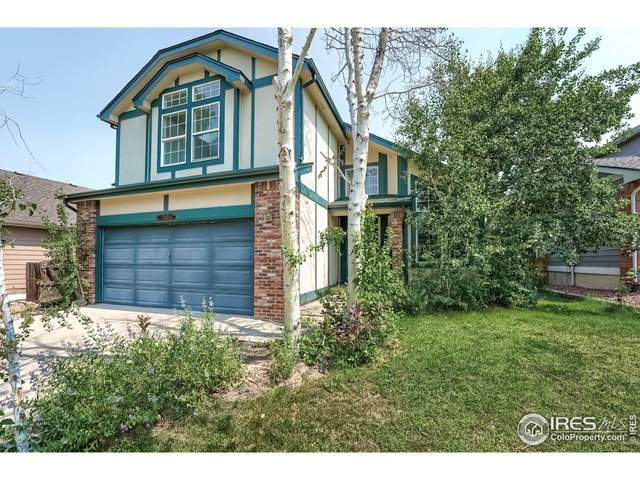 458 Arrowhead Dr, Loveland, CO 80537 (MLS #949044) :: Downtown Real Estate Partners