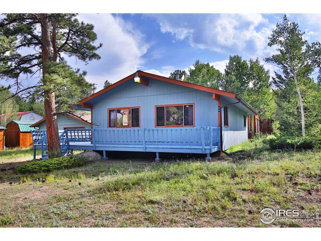 69 Yampa Ln, Red Feather Lakes, CO 80545 (MLS #949052) :: Downtown Real Estate Partners