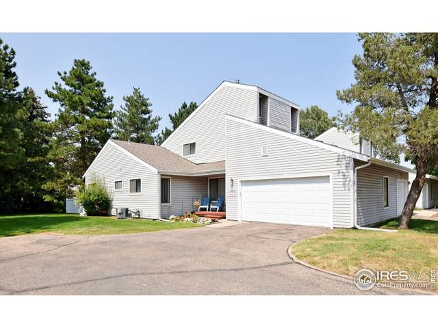 1951 28th Ave #29, Greeley, CO 80634 (MLS #949054) :: Stephanie Kolesar