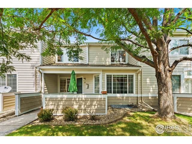 2602 Timberwood Dr #8, Fort Collins, CO 80528 (MLS #949055) :: Bliss Realty Group