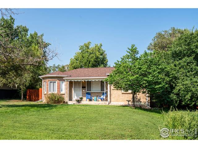 4135 Quay St, Wheat Ridge, CO 80033 (MLS #949063) :: Downtown Real Estate Partners