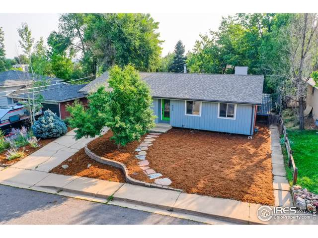 920 Hartford Dr, Boulder, CO 80305 (MLS #949065) :: Jenn Porter Group