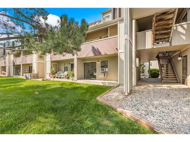 512 E Monroe Dr #417, Fort Collins, CO 80525 (MLS #949072) :: Find Colorado