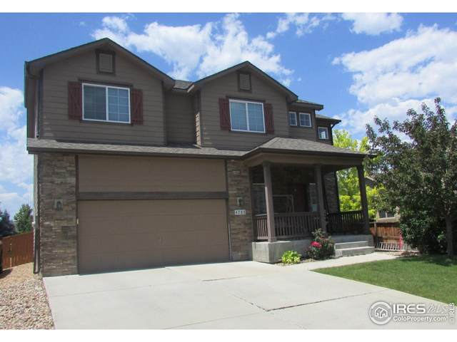 4785 Wisconsin Ave, Loveland, CO 80538 (MLS #949077) :: Bliss Realty Group