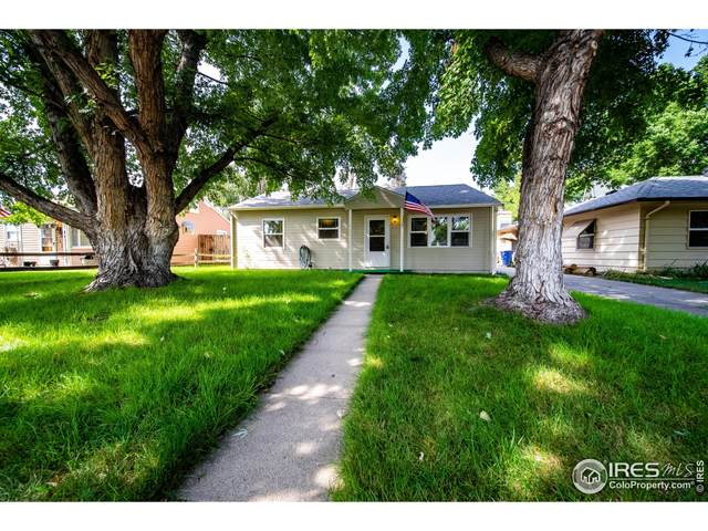 1119 Eaton St, Brush, CO 80723 (#949100) :: iHomes Colorado