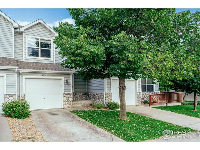 4136 Monument Dr, Loveland, CO 80538 (MLS #949116) :: Downtown Real Estate Partners