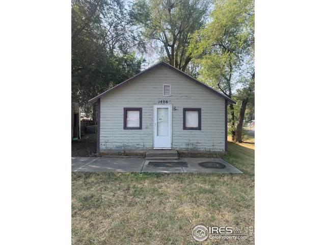 1406 E 5th St, Loveland, CO 80537 (MLS #949117) :: Jenn Porter Group